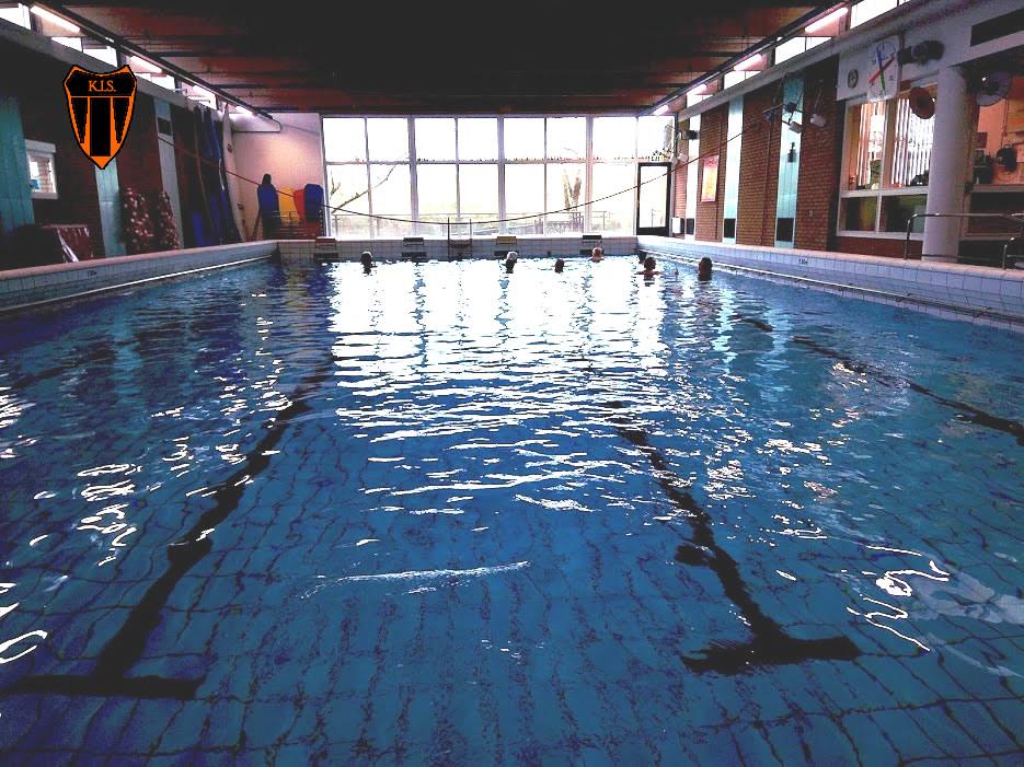 Heliomare bad Wijk aan Zee waar KIS zwemt