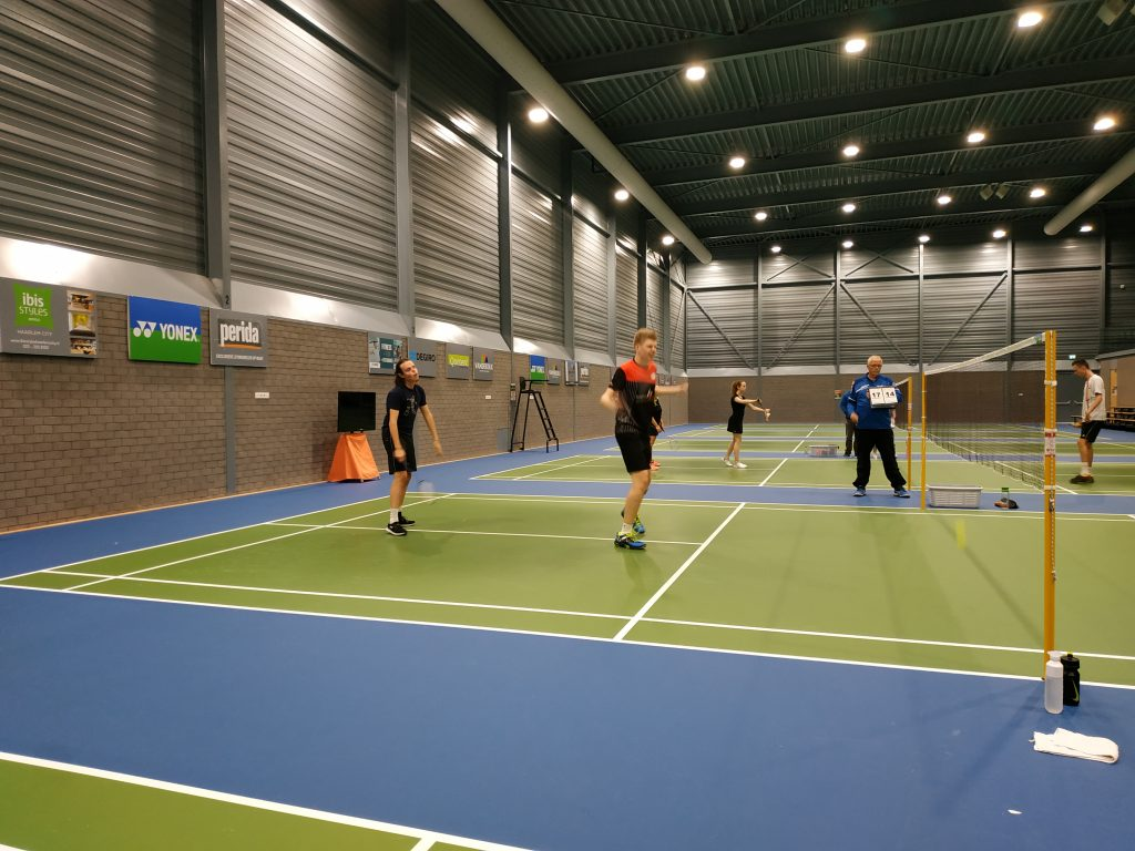 Parabadminton Sportvereniging KIS