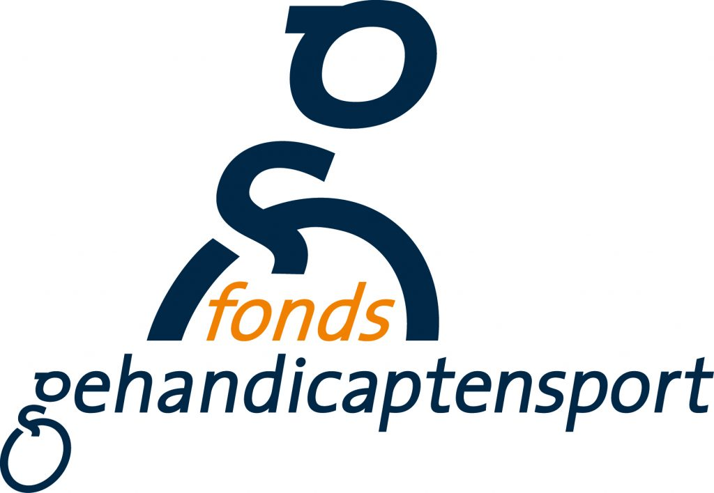 logo Fonds Gehandicaptensport & KIS